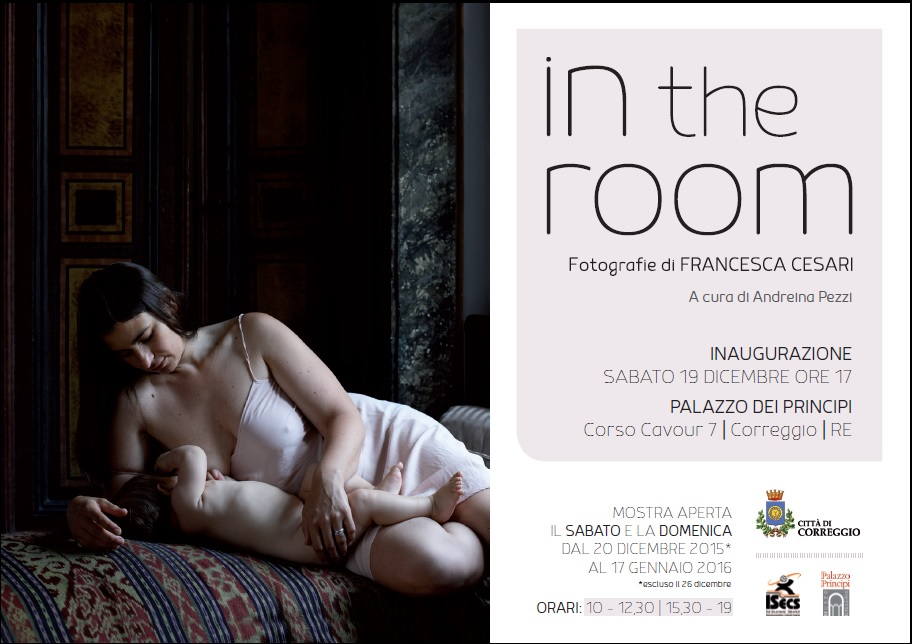 IN THE ROOM – mostra fotografica