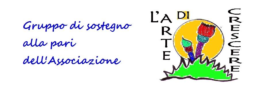 """Gruppo di sostegno alla pari dell'associazione di volontariato """"L'Arte di crescere"""" – Palermo –"""