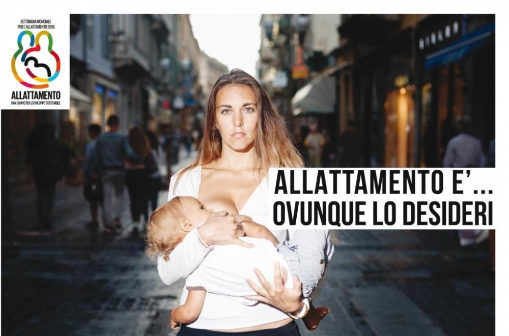 """""""Allattare ovunque è un diritto naturale"""" – petizione e SAM 2016 a Sanremo (IM)"""