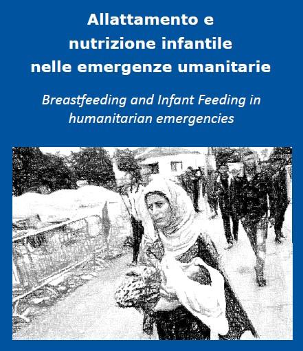 Allattamento e nutrizione infantile nelle emergenze umanitarie