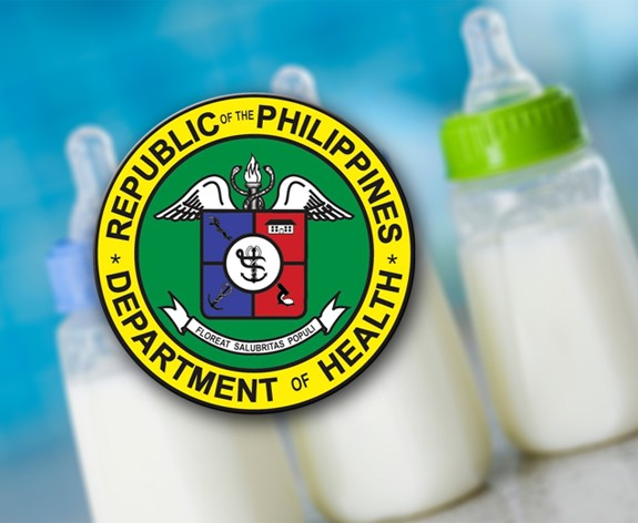 Il Ministero della Salute delle Filippine proibisce le donazioni di sostituti del latte materno nelle emergenze