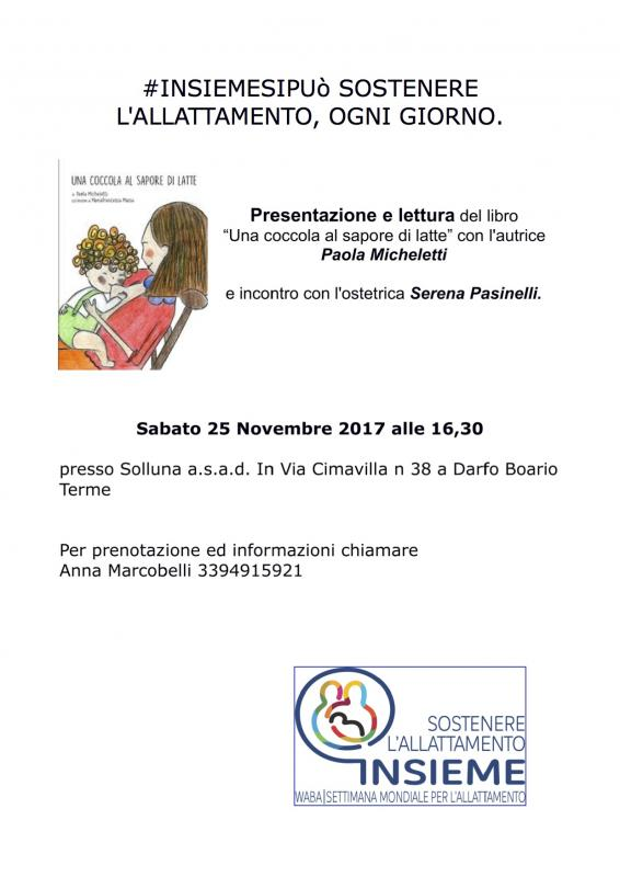 SAM 2017 a Darfo Boario Terme (BS)