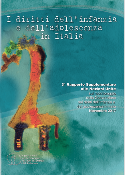 Presentato oggi il 3° Rapporto supplementare del Gruppo CRC alle Nazioni Unite, che fa il punto sull'attuazione della Convenzione ONU sui diritti dell'infanzia e dell'adolescenza in Italia.