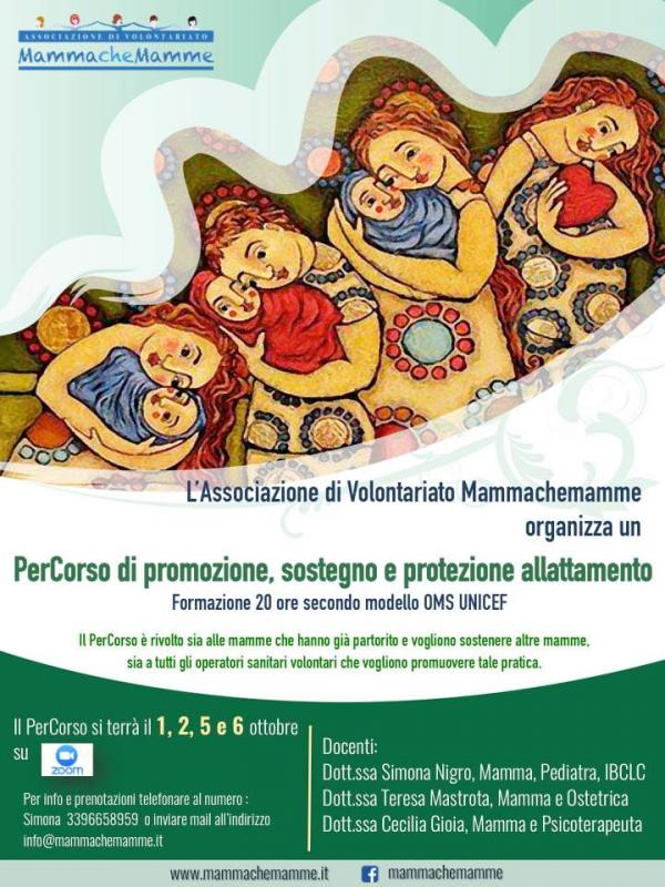 PerCorso di promozione, sostegno e protezione