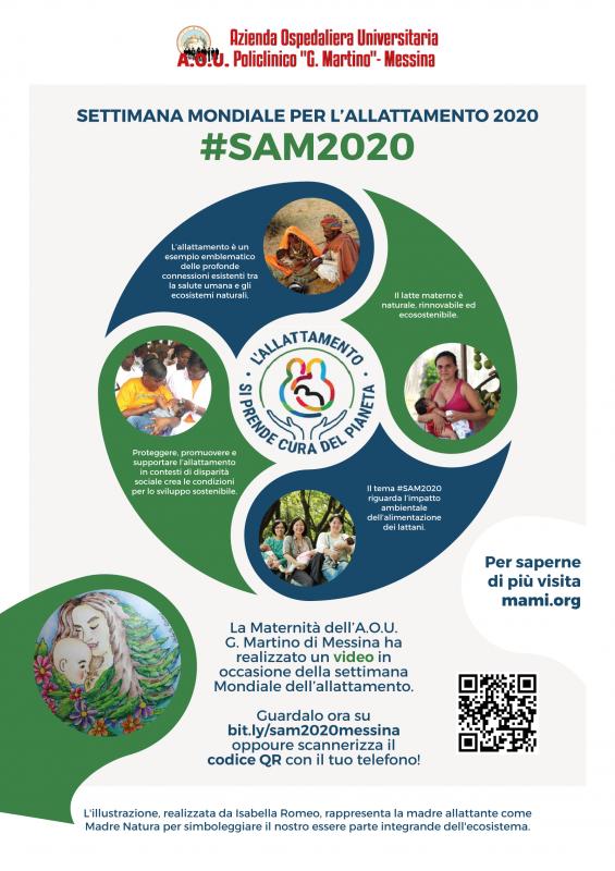 SAM 2020 a Messina