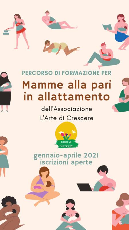 Percorso di formazione per Mamme alla pari