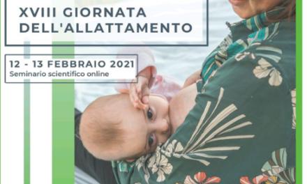 XVIII Giornata dell'allattamento