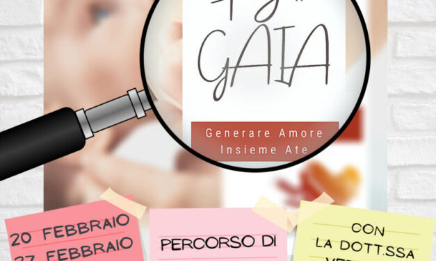 NEWS da Jesi – Progetto GAIA