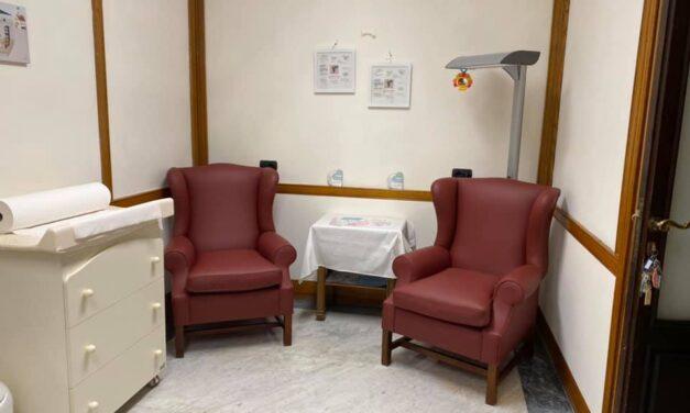 Finalmente la stanza per allattare anche in Parlamento
