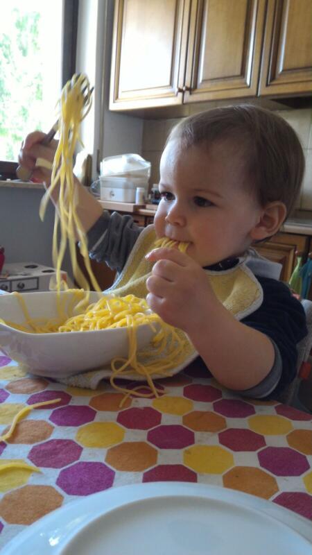 Alimentazione complementare e implicazioni per lo sviluppo del bambino nei primi due anni di vita