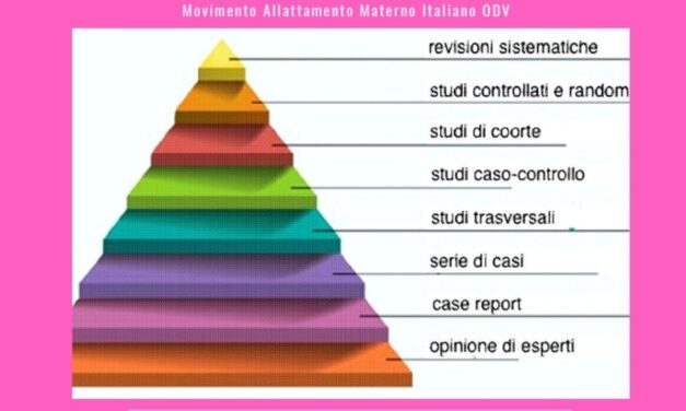 """Il MAMI sceglie la """"piramide delle prove"""""""
