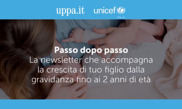 Passo dopo Passo: nuova collaborazione tra UNICEF Italia e la casa editrice Uppa