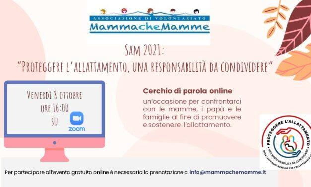 SAM 2021 a Cosenza