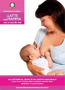 Consigli alle Mamme sull'Allattamento al Seno