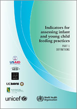 Indicators for Assessing Infant and Young Child Health