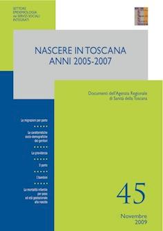Nascere in Toscana 2005-2007