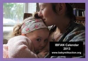 IBFAN Breastfeeding Calendar 2013