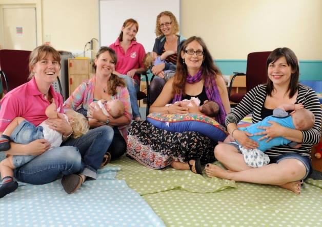 Corso di formazione per mamme di sostegno all'allattamento (PEER COUNSELORS) – FOGGIA