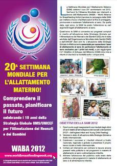 È uscito il Pacchetto delle Idee della SAM 2012 in italiano!
